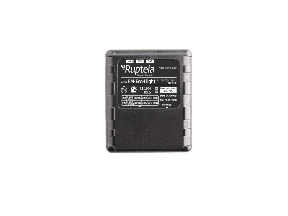 Ruptela FM- ECO4 LIGHT